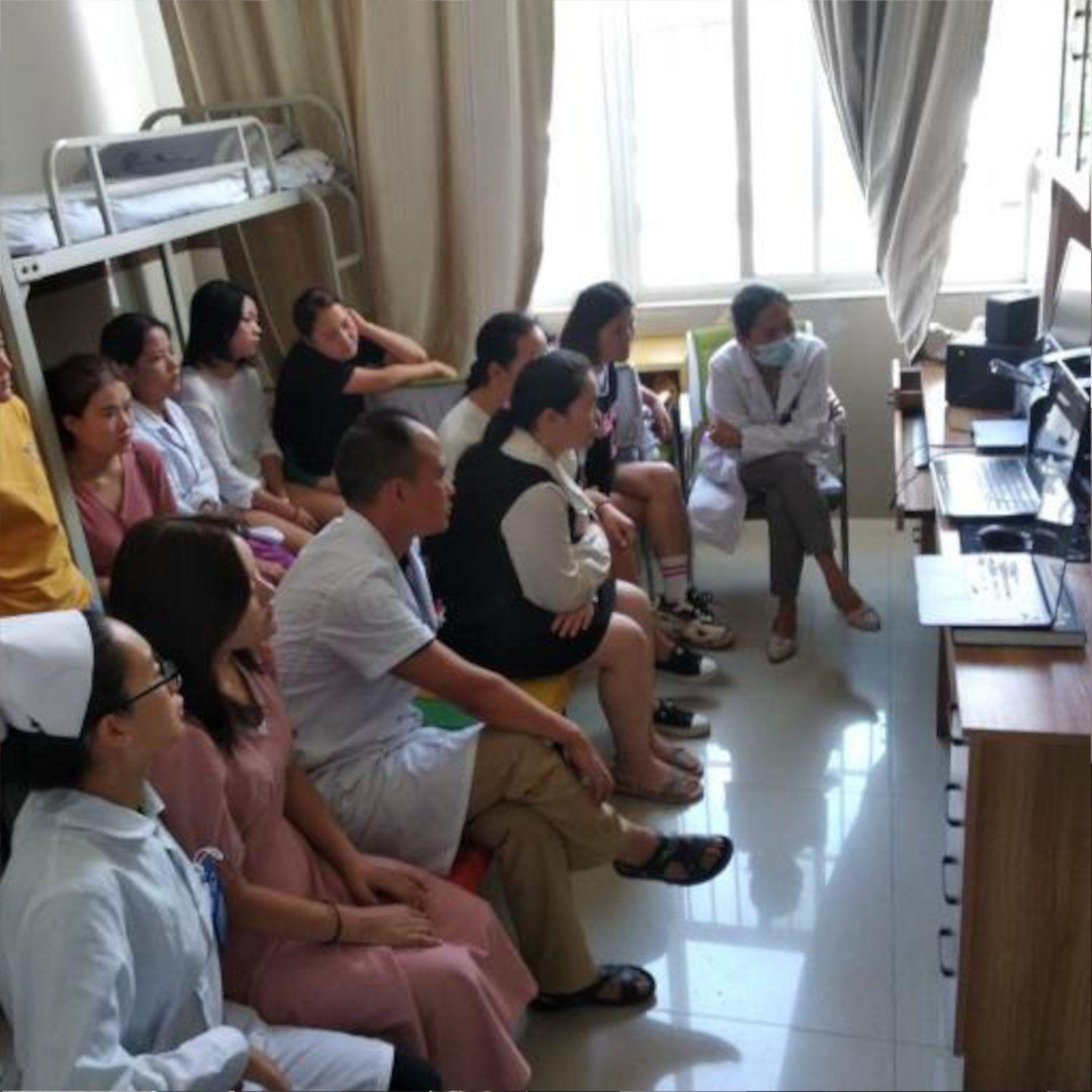 Neonatal Service in Honghe